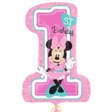 S/Shape:Minnie 1st Birthday