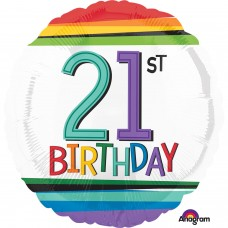 SD-C:Rainbow Birthday 21
