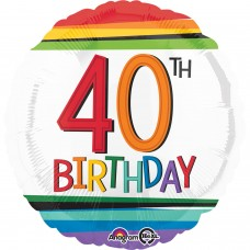 SD-C:Rainbow Birthday 40