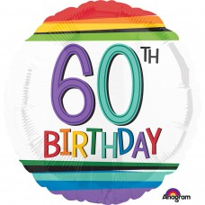 SD-C:Rainbow Birthday 60