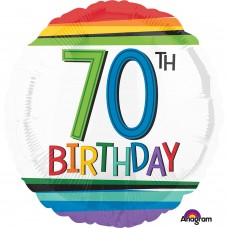 SD-C:Rainbow Birthday 70