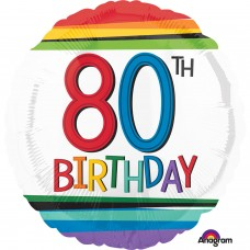 SD-C:Rainbow Birthday 80