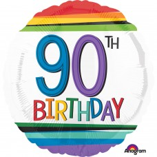 SD-C:Rainbow Birthday 90