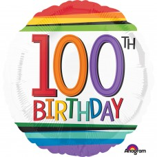 SD-C:Rainbow Birthday 100