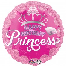 SD-C:Princess Crown & Gem HBD