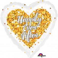 SD-H:Confetti Wedding Heart