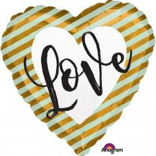 SD-H:Wedding Love Stripes