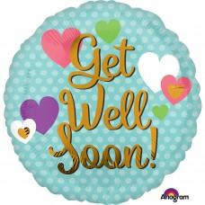 SD-C: Get Well Soon Hearts