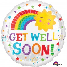 SD-C:Get Well Happy Sun