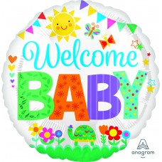 SD-C:Welcome Baby Cute Icons