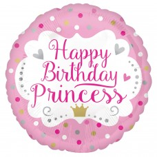 SD-C: Happy Birthday Princess