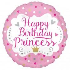 SD-C: Happy Birthday Princess
