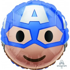 SD-C:Captain America Emoji