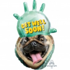 S/Shape:Avanti Get Well Pug
