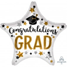 SD-S:Congratulations Grad Star