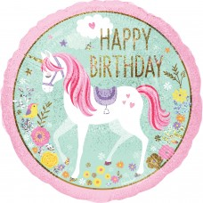 SD-C:Magical Unicorn HappyBday