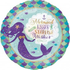 SD-C:Mermaid Wishes & Kisses