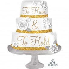 S/Shape: ToHave & To Hold Cake