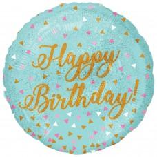 SD-C: Woo Hoo Birthday