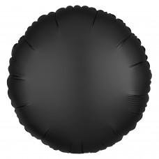 SD-C: Satin Onyx Circle