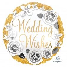 SD-C: Wedding Wishes Gld&Silvr