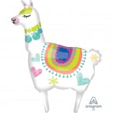 S/Shape: Llama