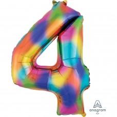 S/SHAPE: 4 Rainbow Splash
