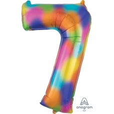 S/SHAPE: 7 Rainbow Splash