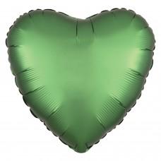 SD-H: Satin Emerald Heart