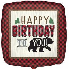 Jumbo:Little Lumberjack Birthday