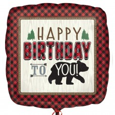 SD-SQ:Little Lumberjack Birthday
