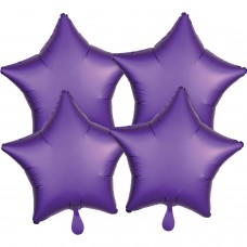 SD-S:SL™ 4 Pack Purple Royale Stars