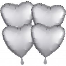 SD-H:SL™ 4 Pk Platinum Hearts