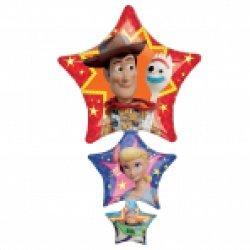 S/Shape:Toy Story 4
