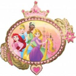 Princess Once Upon A Time SuperShape Foil