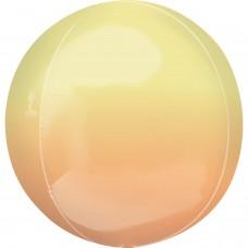 Orbz:Ombre Yellow & Orange