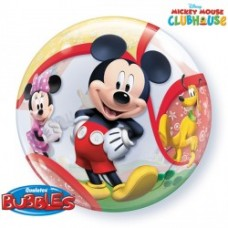 Mickey And His Friends 22 Inch Single Bubble