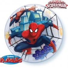 22 inch SINGLE BUBBLE ULT SPIDERMAN