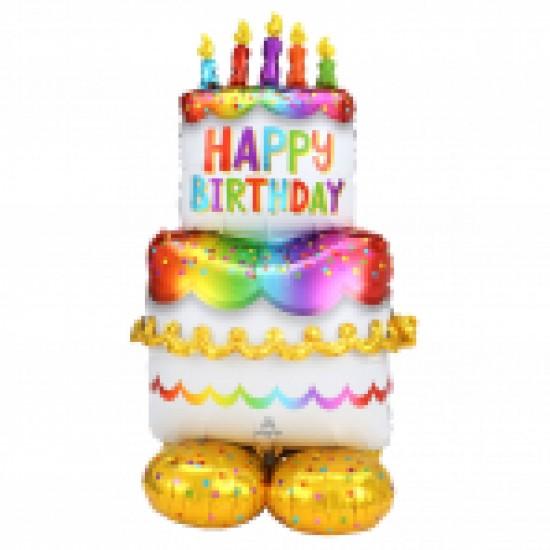 AirLoonz Birthday Cake