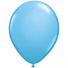 5 INCH ROUND PALE BLUE 100CT