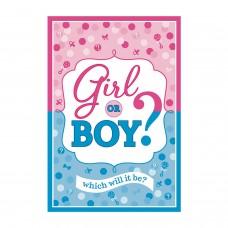 INV GIRL OR BOY?