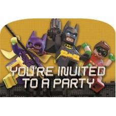 PSTCRD INV BATMAN LEGO
