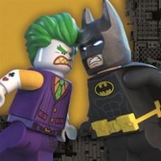 LUNCHEON NAPKIN BATMAN LEGO
