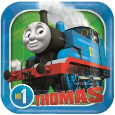 PLT 18cm SQ THOMAS ALL ABOARD