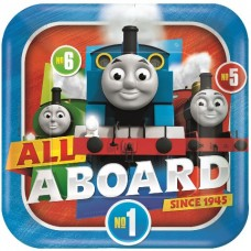 PLT 23cm SQ THOMAS ALL ABOARD