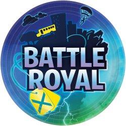 Battle Royal Swirl Decorations - 12 PKG/12
