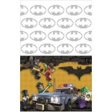 TABLECOVER PLASTIC BATMAN LEGO