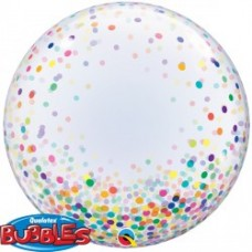 Confeeti Dots Colourful Bubble
