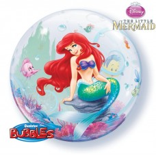 22inch SINGLE BUBBLE LITTLE MERMAID