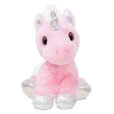 Sparkle Tales Blossom Unicorn 12In (Pink)